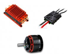 Brushless Motors & ESC