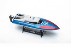 (LRP310103)LRP Deep Blue 450 High-Speed Racing Boat RTR 2.4 Ghz