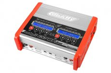 (C-48490) Team Corally Snellader Eclips 2240 Duo AC/DC 240W