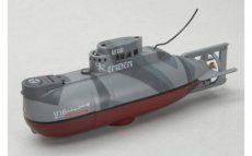 (WAL07007B) RC 3Channel Submarine
